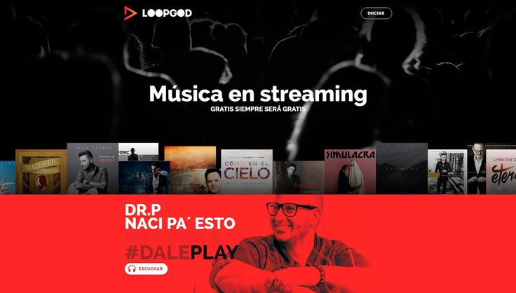 Radio Alabanza Digital: MUSICA CRISTIANA ONLINE GRATIS, LOOP GOD