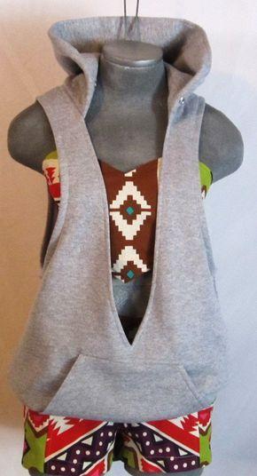 ROJAS ausgeschnitten Muskel Hoodie Sweatshirt... Vneck Kapuzen-Sweatshirts-Schweiß... lehnenlose Muskel Schweißausbrüche