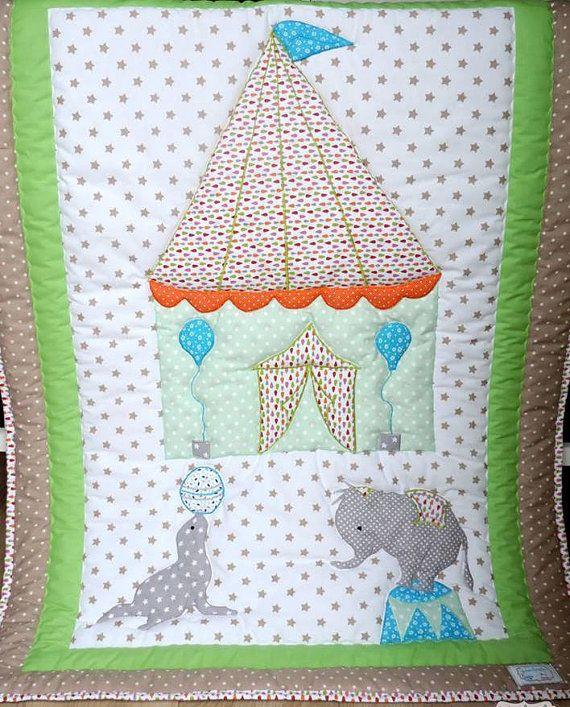 Elefante  elefante dormitorio ropa de cama  manta de por Wondernest