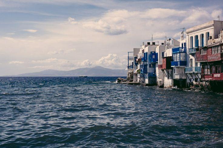 Location...Mykonos island private villa  Wedding