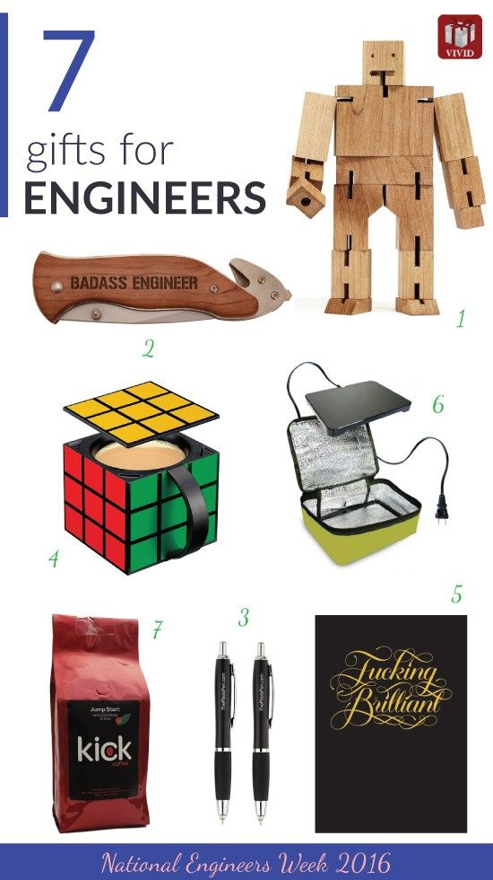 13 Gifts For Engineers National Engineers Week Specials