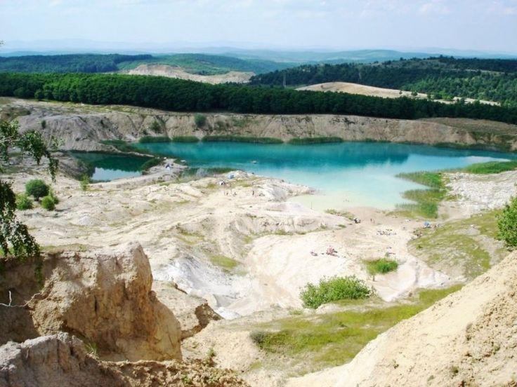 The blue lagoon of Transilvania