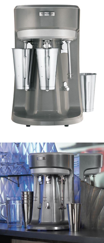 Mikser potrójny 230 V, moc - 3 x 1/3 KM / 900 W | HAMILTON BEACH, HMD 400