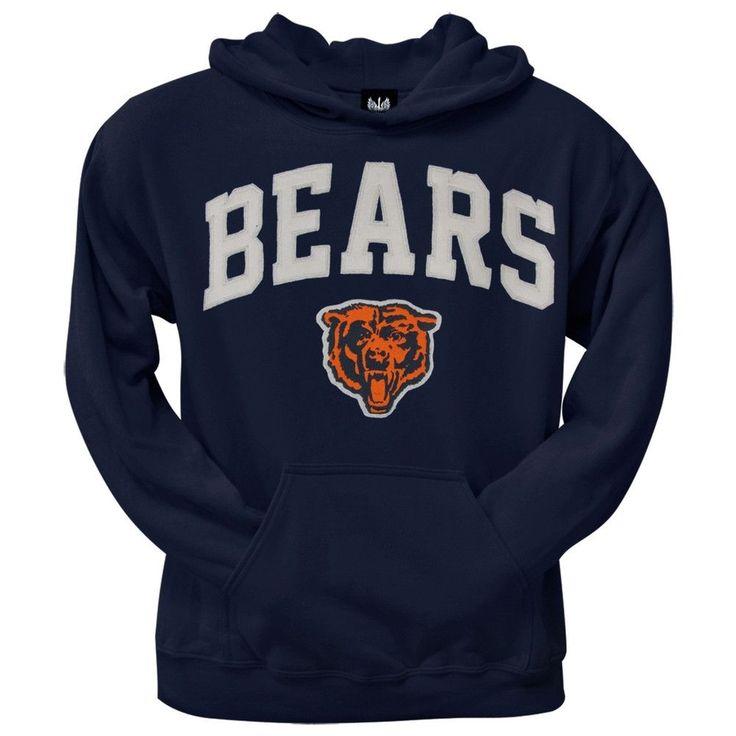 Chicago Bears - Logo Scrimmage Premium Pullover Hoodie