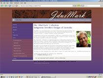 The 'JdusMark' Collection by Jenuarrie. I love this website designed in collaboration with Web Developer, Justpurple New Media, Stratford, Cairns.