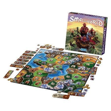 Asmodee DOW Small World Board Game : Target