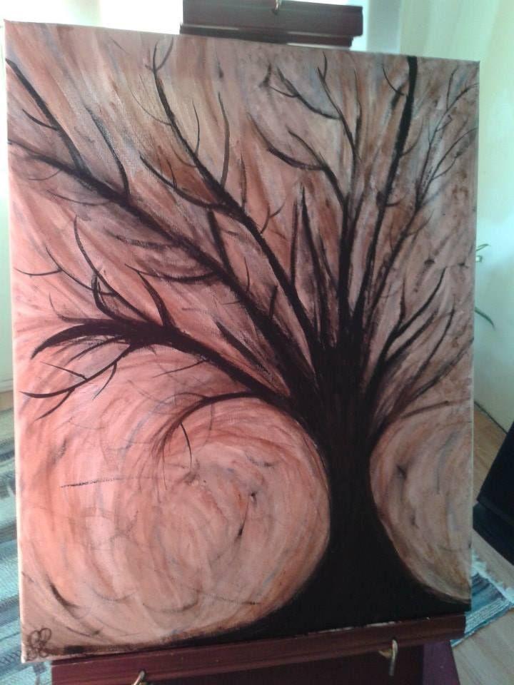 Sinking Tree