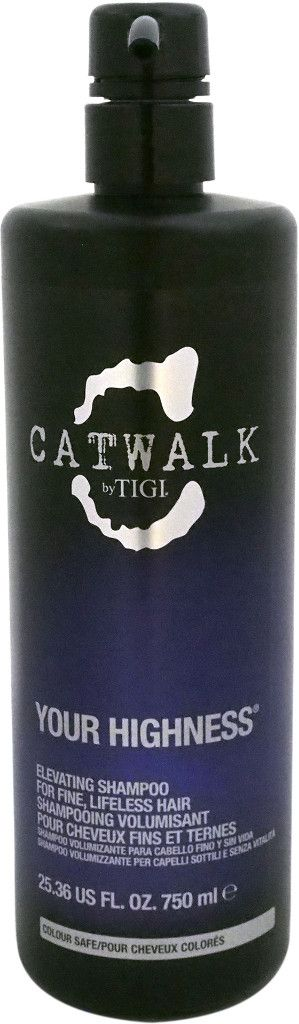 TIGI - Catwalk Your Highness Elevating Shampoo - #3732