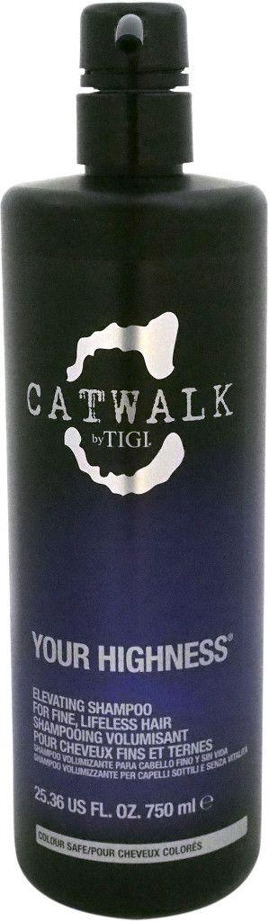 TIGI - Catwalk Your Highness Elevating Shampoo - #3732