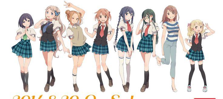 EXIT TUNES PRESENTS 半熟少女  (via http://hanjyuku-girls.com/ )