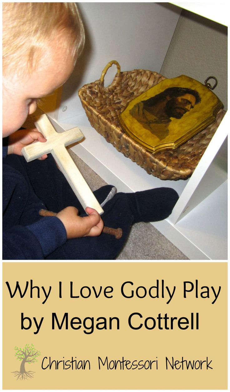 We are excited to have one of our lovely Christian Montessori Network Facebook group members guest blog with us today on Why I Love Godly Play