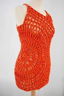 crochet summer top | Crochet Summer Tops / This is different