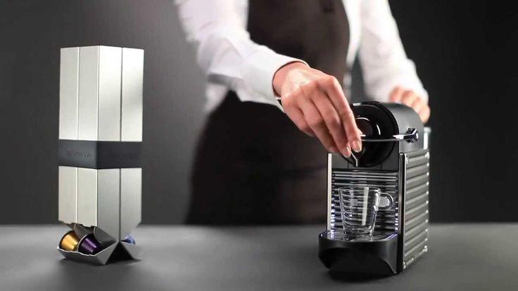 Nespresso Pixie: How To - Descaling