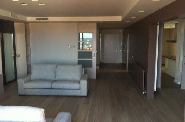 Piso de parquet flotante, vivienda particular - PARK HOUSE STUDIO - parquet barcelona
