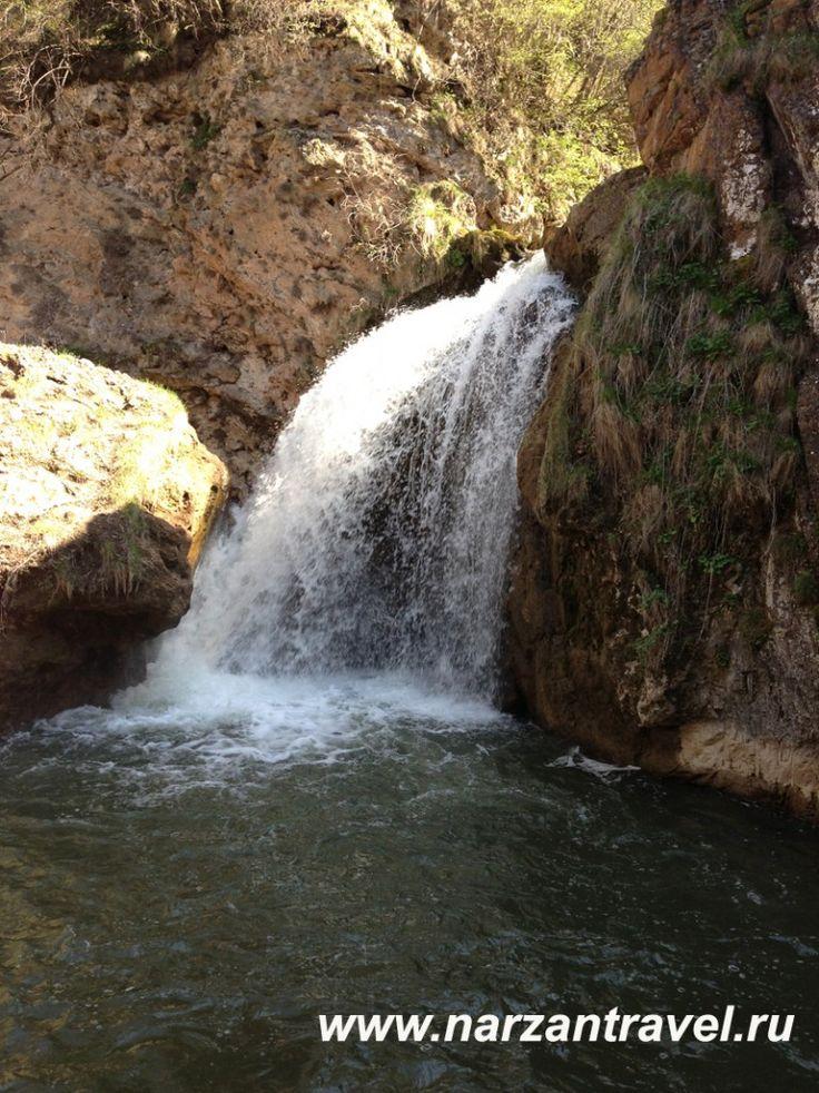 Медовые водопады. #Кисловодск.Honey waterfalls. #Kislovodsk.