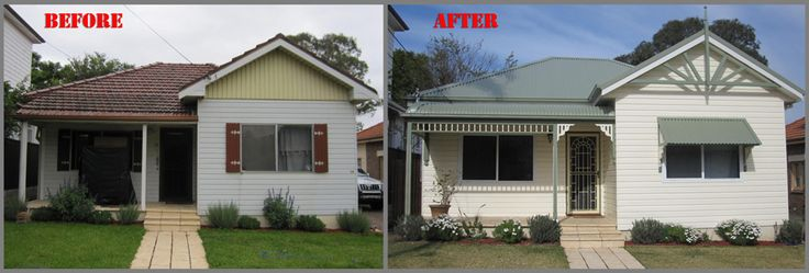 Google Image Result for http://peterbracey.com.au/wp-content/uploads/2011/05/before-after.jpg re-cladding with Palliside UPVC