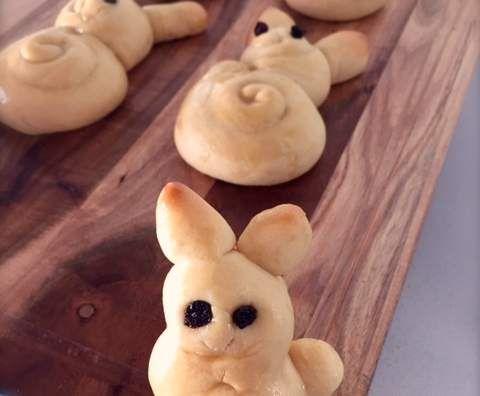 Recipe Honey Bunny Bread by KrissyB - Recipe of category Baking - sweet