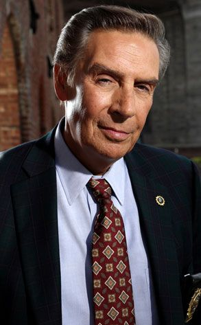 Jerry Orbach was of Polish and German Jewish descent. Mother was Polish Catholic and father was a German Jew.