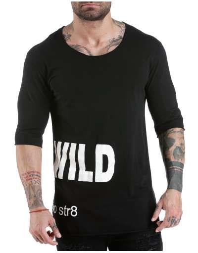 ΝΕΕΣ ΑΦΙΞΕΙΣ :: T-shirt Wild Summerish Black - OEM