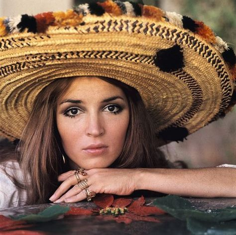Talitha Getty                                                                                                                                                     Plus