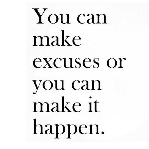 a little Monday motivation from @thezoereport