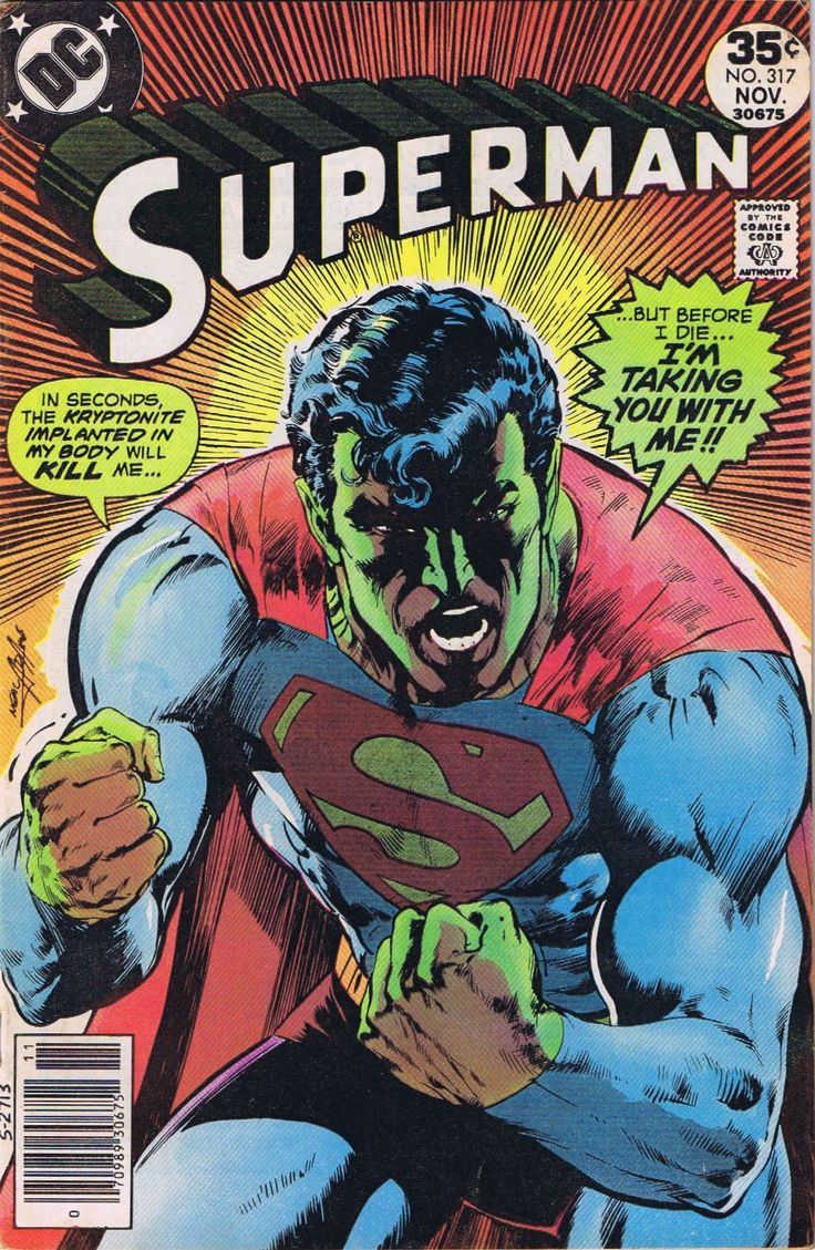 Superman Comic Book Cover Art : Best ultimate neal adams comic book covers images on