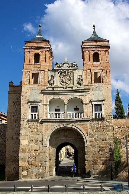 Gateway of Toledo, Spain
