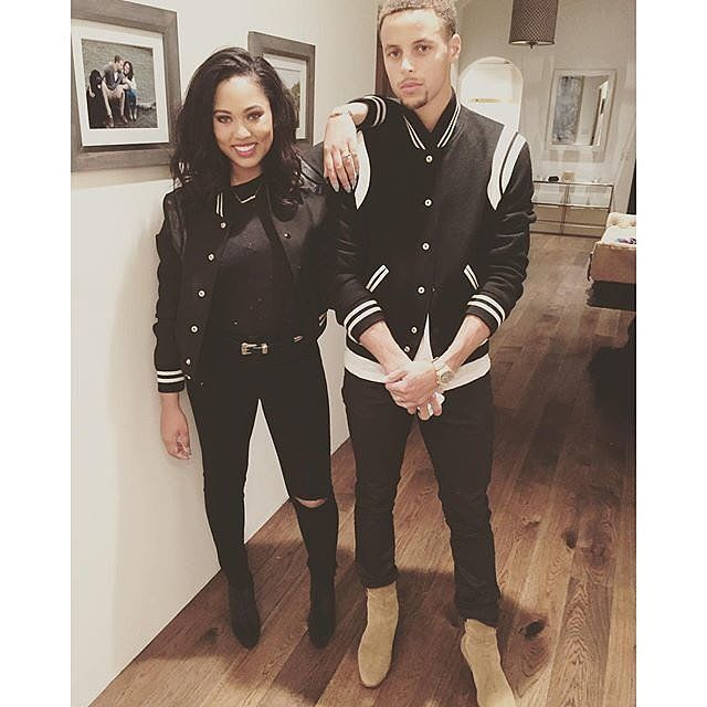 Stephen and Ayesha Curry Are the Cutest Couple in the NBA: Stephen Curry is having a seriously awesome year.