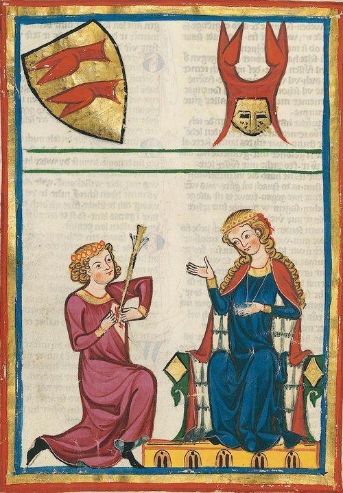 codex manesse   Tumblr