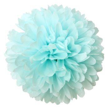 PomPom light blauw