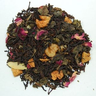 Steeped Tea Nuts about you, Oolong & Black tea