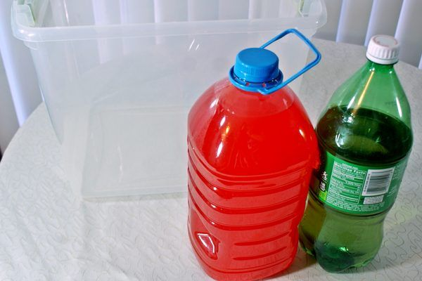 For your next party, instead of mixing each person's drinks individually, opt for making dynamite trash can punch. Whether you choose to put your punch in a trash can or not, this tasty and affordable punch is sure to please any party-goer. The best part is, this punch can easily be modified based on your own tastes and preferences.