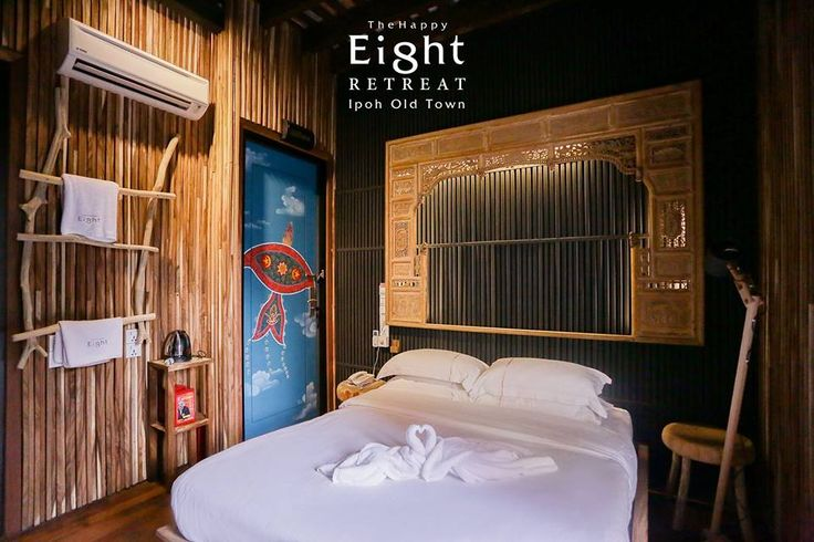 The happy 8 retreat ipoh old town is an unique boutique for Unique boutique hotels