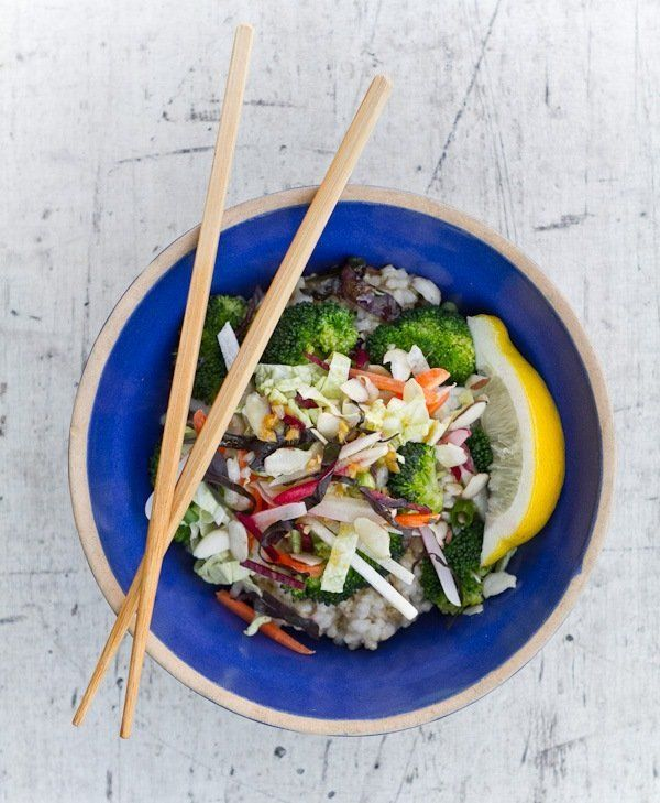 Rice Bowls Make Cooking Dinner Stupid Easy (And Delicious)  Lots of recipes here