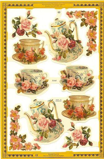 1166 best images about marcos y bordes para hojas on - Marcos para laminas ...