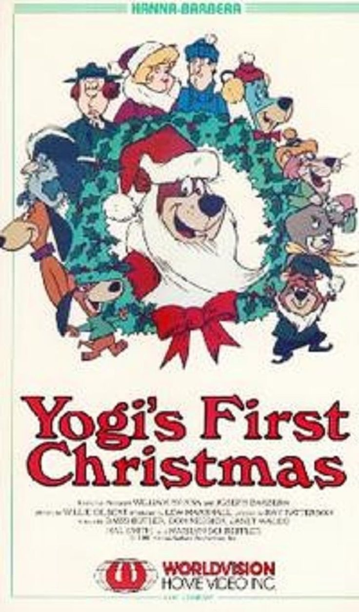 Yogi's First Christmas (1980) EveryFad (With images