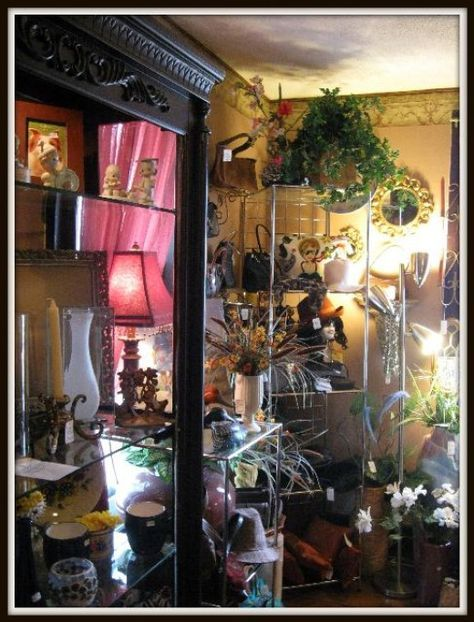 List of thrift and consignment shops in or around Canton, Ohio