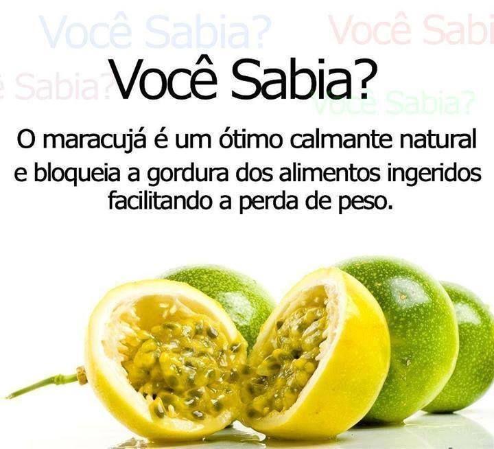 #Benefícios do #maracujá. Saiba como fazer mais coisas em http://www.comofazer.org