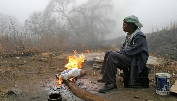 'Jozi's cold comfort between the cracks' - eye-opening piece on the freezing homeless of Joburg.