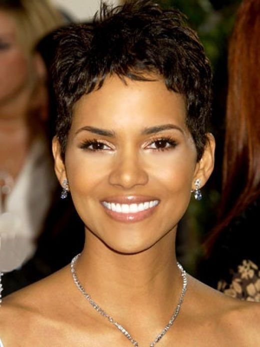 images of hair styles for halle berry hairstyles hair amp make up 6759