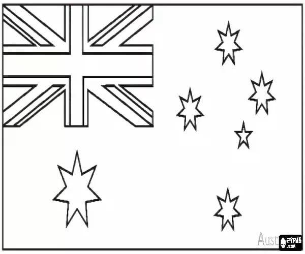 Раскраски флаг скачать и распечатать бесплатно ...