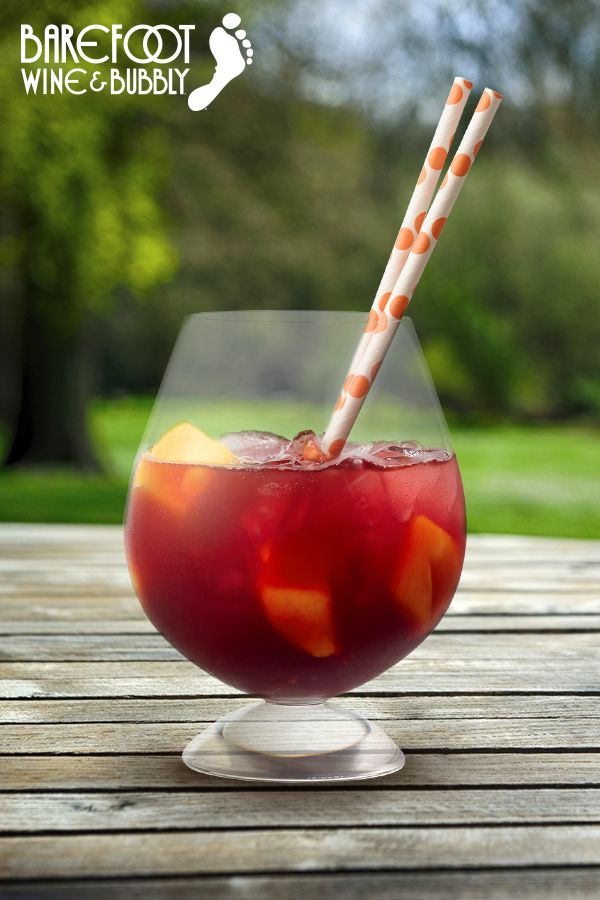 Impress Your Guests At Next Backyard Cookout Or Party With This Red Wine Sangria Recipe