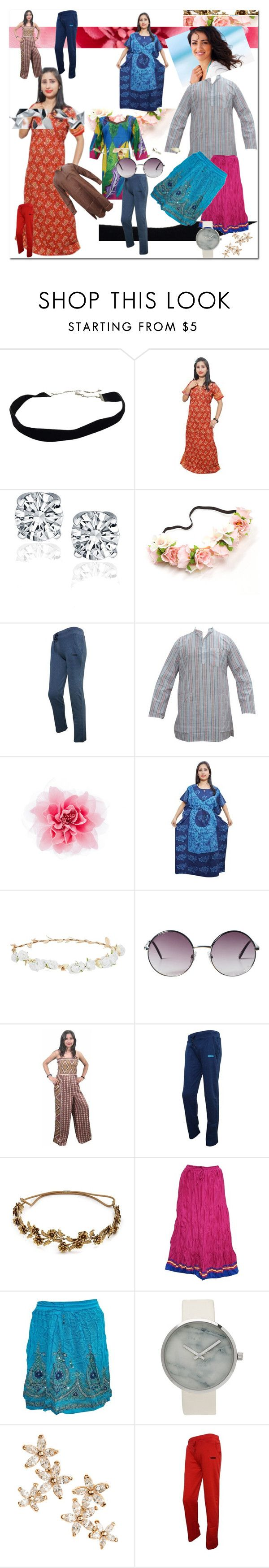 INDIATRENDZS WOMENS FASHION COLLECTION by globaltrendzs-flipkart on Polyvore featuring Bonheur, Jennifer Behr, Robert Rose and Monki  http://www.flipkart.com/search?q=indiatrendzs&as=off&as-show=off&otracker=start #womens #fashion #summerfashion #trend