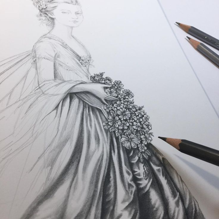 """Eeva Nikunen (@eevanikunen) on Instagram: """"Working on a drawing for my upcoming book 'Enchanted Valley', the book will be a journey through an…"""""""