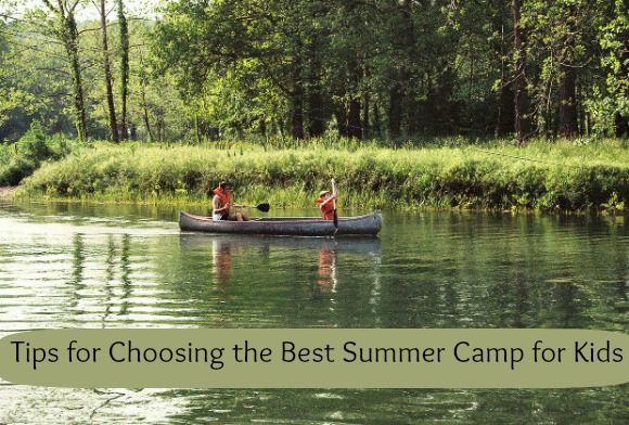 5 Tips on Choosing Best Summer Camps for Kids