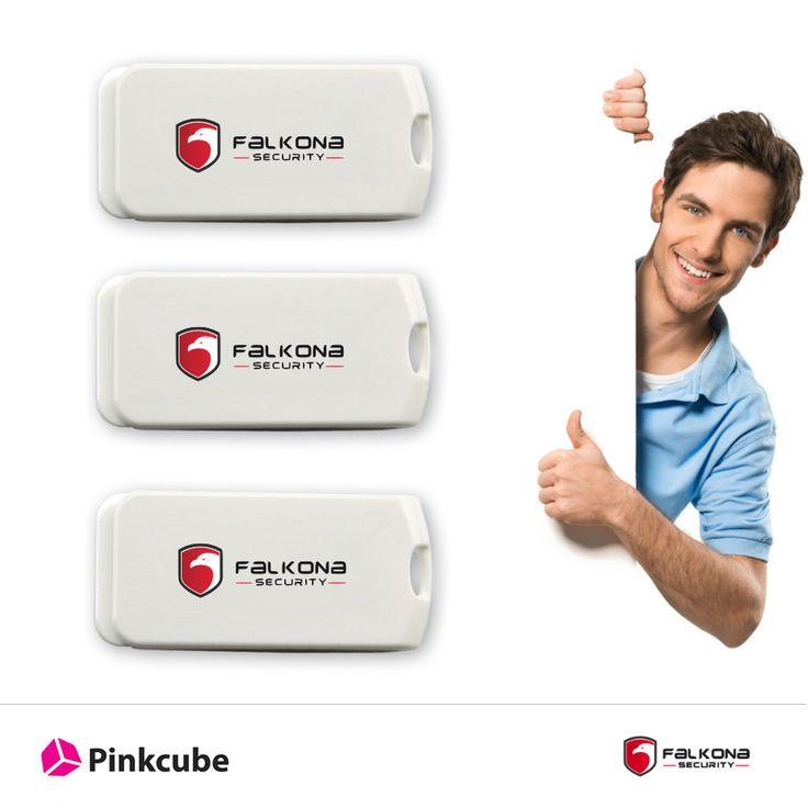 Wir freuen uns über die Lieferung der mit dem Logo bedruckten Smart Twist USB-Stick als Werbeartikel für Falkona Security Berlin: Die Unternehmensführung der Falkona Security sieht in der Unternehmensvision den Leitfaden für ihr Handeln und somit einen sehr wichtigen Faktor der Leistungs- und Wettbewerbsfähigkeit. Sie ist zugleich Kompass und Antriebsquelle des Unternehmens.