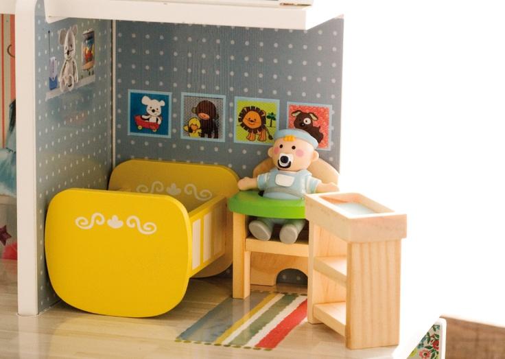 20 best Casas de muñecas images on Pinterest   Amanda, Dollhouses ...