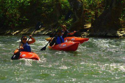 canoe trips shenandoah