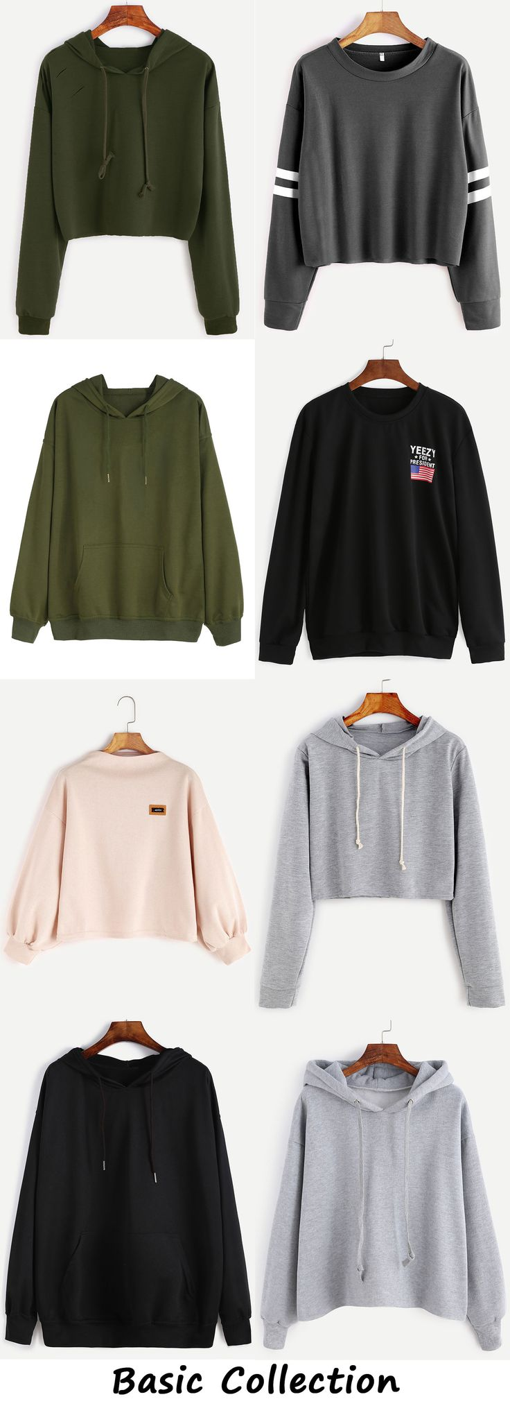 basic collection 2017 - romwe.com