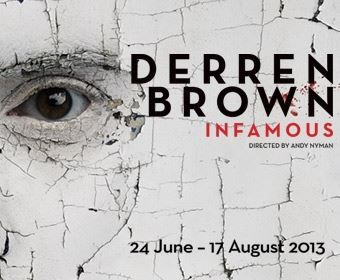 Derren Brown: Infamous June 2013
